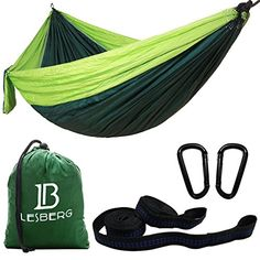 Sleeping Bags Audacious 11 Colors Hammock Portable Light Handy Parachute Nylon Fabric Hammock For Two Person Lover Family For Outdoor Travel Camping Camping & Hiking