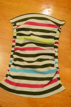 DIY Diaper cover from an upcycled shirt | Offbeat Families