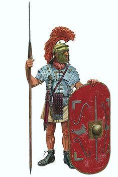 Legionario , legio II Augusta