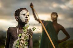 Suri Tribe by Sergio Carbajo