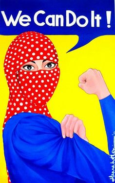 hannah habibi arabic pop art