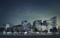 Eureka Quarter by Schmidt Hammer Lassen Architects/ Olso, Norway