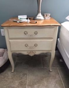 ETHAN ALLEN COUNTRY FRENCH COFFEE TABLE Furniture Redo - Ethan allen french country bedroom furniture
