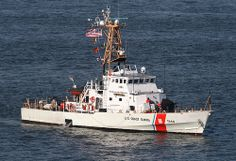 USCGC Jefferson Island (WPB-1340), Patrol Boat, in New York, USA. May, 2009