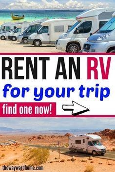 Want to rent an RV for your next outdoor adventure? RV Share offers a wide variety of RVs, motorhomes, travel trailers and fifth wheels - there's something for every RVing budget. Camping Humor, Camping Hacks, Camping Trailers, Travel Trailers, Rv Hacks, Rv Camping, Rent Rv, Rv Rental, Us Road Trip