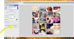 picasa collage tutorial