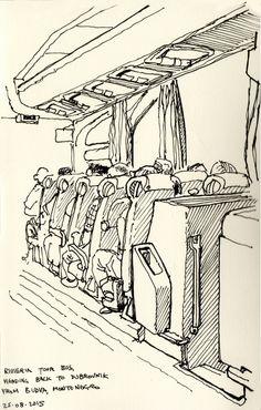 August Tour bus heading back to Dubrovnik from Budva, Montenegro Cartoon Drawings, Art Drawings, Bus Drawing, Bus Art, Gcse Art Sketchbook, Art Hoe, Sketchbook Inspiration, Urban Sketching, Pretty Art