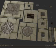 RAD Environment Team, The Order: 1886 Art Dump - Page 2 - Polycount Forum