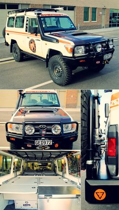 Expeditions 7 - Toyota Land Cruiser 78 Series Troop Carrier