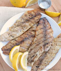 857 Best Grilled Fish Seafood Images Seafood Chef Recipes