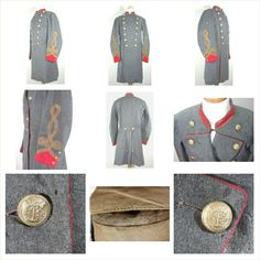 Artillery Captain's Frock Coat The stunning frock coat shown here was worn by Captain Hugh Richardson Garden, commander of Garden's Battery. The details of Captain Garden's service follow, but the short version is that Captain Garden has a War record from the first to the last battle that is second to none in the Confederacy. Including: Blackburn's Ford VA (18 July 1861); 1st Bull Run VA (21 July 1861); Rappahannock Station VA (23 AUG 1862); 2nd Bull Run VA (28 - 30 AUG 1862); South Mountain…