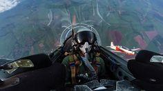 Voo no T-27 Tucano - GoPro HD