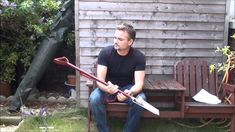 Metal detecting spade, evolution pro cut spade by Evolution Solutions. Stainless Steel Blade, Handle, tubular shaft and 'T' handle. Metal Detecting, Country Life, Outdoor Power Equipment, Evolution, Weapon, Youtube, Accessories, Country Living, Weapons