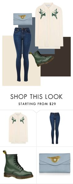 Little Bird by lizzy-wheeler on Polyvore featuring STELLA McCARTNEY, Dr. Martens, Accessorize, women's clothing, women's fashion, women, female, woman, misses and juniors