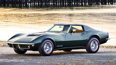 1968 Corvette Sting Ray