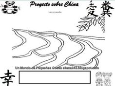 Fichas proyecto China Educacion Intercultural, Asia, Montessori, Chinese Culture, Index Cards, Projects, Voyage, Book, Computer File