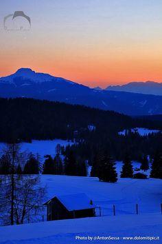 Winter colors #dolomites