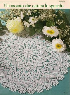 Kira scheme crochet: Scheme crochet no. 1132