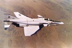 F-4 with canards -- flight research aircraft