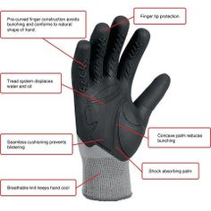 MudGear   Tough Mud Run Gloves by Madgrip for Obstacle Racing