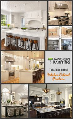 Kitchen Cabinet Painters, Professional Painting Company. Jaworski Painting.  Before And Afu2026 | Cabinet Painting And Refinishing In 2018u2026