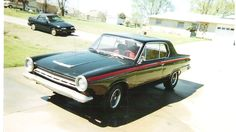 And the classic 1964 Dart