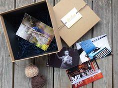 LeeLou Wedding Photography Print Box - Creative Hemp Collection