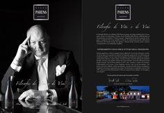 'Filosofie di Vite e di Vini', su James Magazine, la pagina brandizzata sulla filosofia purista di Giovanni Puiatti e il suo concetto di evoluzione sul vino secondo i suoi valori di stile ed eleganza.