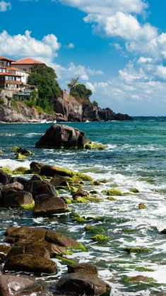 Black Sea Coast, Sozopol, Bulgaria!
