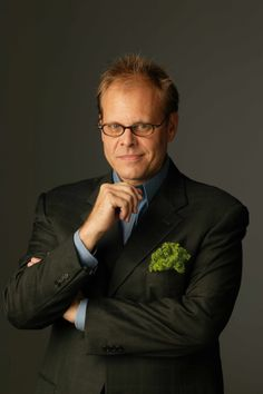 Science + Cooking = Alton Brown