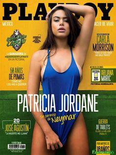 Patricia Jordane Playboy Mexico Agosto 2014 [PDF Digital | FamosasMex