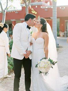 A stunning destination weekend wedding in Playa del Carmen | Cancun Real Weddings | LUCY MUNOZ PHOTOGRAPHY | Magnolia Rouge - Fine Art Wedding Blog