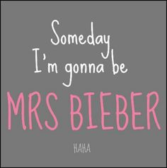 One Day ♥ .... someday never say never