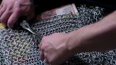 How to Make Chainmail Armor [Part 2]