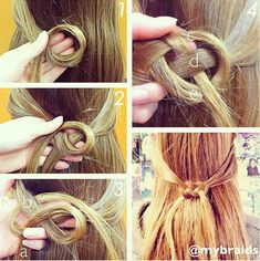 The Celtic Knot | 37 Creative Hairstyle Ideas For Little Girls