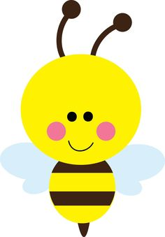 Bee+Clip+Art | Flying Bee Clip Art