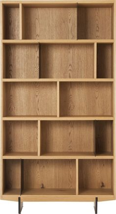 Ringo Shelving Unit, Oak from Made.com. Light Wood. NEW Whatever happened to quality furniture. Furniture that's solid, weighty, well-designed and l..