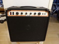 Vintage 1979 Orange Hustler OR135 1x12 combo Overdrive SELTEN in Köln -  Ehrenfeld   Musikinstrumente und 97aee504f149