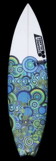"""Channel Island Surfboards: Black Flag Whip 5'9"""" x 18 3/4"""" x 2 1/4"""" (26.2L)"""