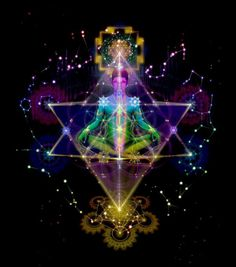 "Divine Spark:  See yourself in a Merkabah while meditating. The Hebrew Merkabah  (מרכבה ""chariot,"" from the consonantal root with general meaning ""to ride"") is used in Ezekiel (1:4-26) to refer to the throne-chariot of God, the four-wheeled vehicle driven by four ""chayot"" (Hebrew: ""living creatures""), each of which has four wings and the four faces of a man, lion, ox, and eagle. The Merkabah is also the Divine Light vehicle employed by ascended masters to commune with those in the higher…"