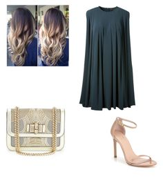 """Untitled #189"" by stefaniacristiana on Polyvore featuring CO, Stuart Weitzman and Christian Louboutin"