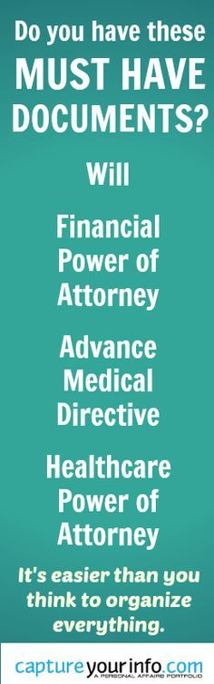 Power Of Attorney Sample Ideas for the house Pinterest Real - advance medical directive form
