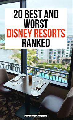 Best Disney World Resorts, Disney Value Resorts, Disney Hotels, Disney World Parks, Best Resorts, Disney World Vacation, Disney Vacations, Disney Trips, Disney Travel