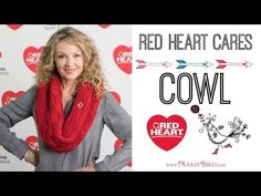 Red Heart Cares Knit
