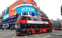 New Routemaster bus in service, London, Britain - 27 Feb 2012...Mandatory Credit: Photo by