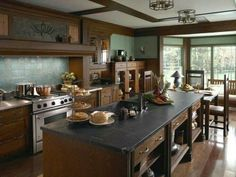 From American Bungalow FB page...love it! Soapstone is at the top of my to get list!