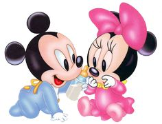 Disney Babies Clip Art | Clipart In Color | Black 'n' White | Pooh's Hundred Acre Wood | Pooh ...