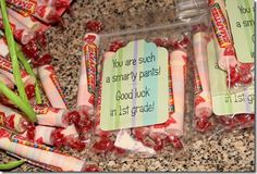End of the year party ideas- totally doing this!!!