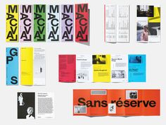 A peek inside the bulging, bold portfolio of multidisciplinary studio Spassky Fisher Graphic Design Print, Graphic Design Projects, Graphic Design Typography, Graphic Design Inspiration, Graphic Designers, Page Design, Layout Design, Web Design, Portfolio Design