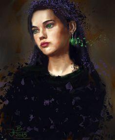 My digital painting